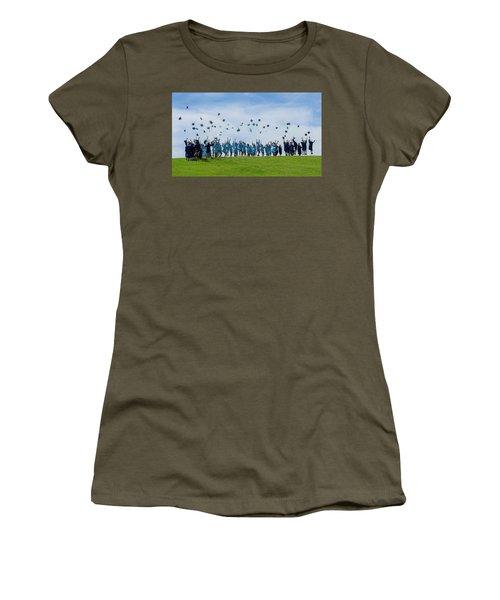 Graduation Day Women's T-Shirt (Junior Cut) by Alan Toepfer