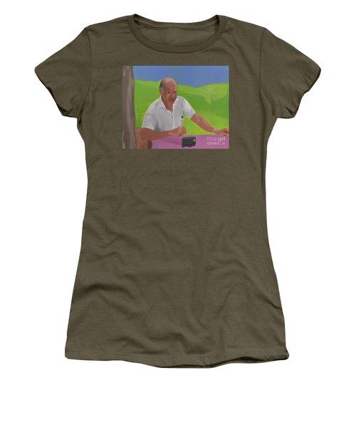Grampa Wiegand Women's T-Shirt