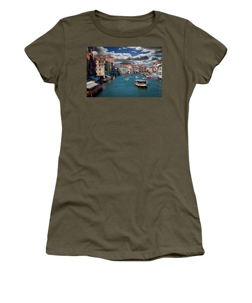 Grand Canal Daylight Women's T-Shirt