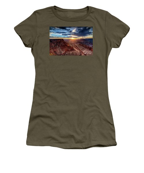 Grand Canyon Sunburst Women's T-Shirt