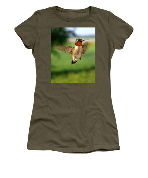 Grand Display Women's T-Shirt (Junior Cut) by Bill Pevlor