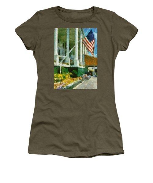 Grand Hotel Mackinac Island Women's T-Shirt