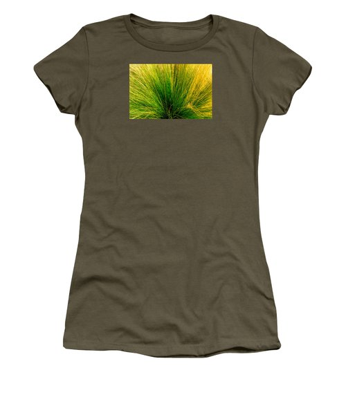 Grass Women's T-Shirt (Athletic Fit)