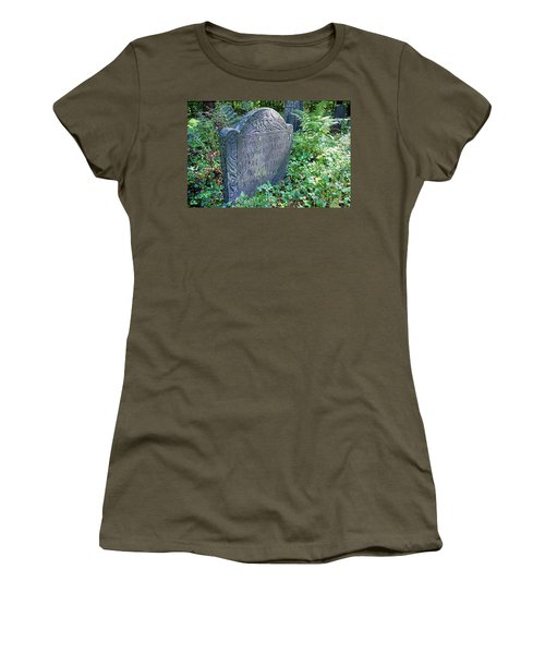 Grave Of Mary Hall Women's T-Shirt