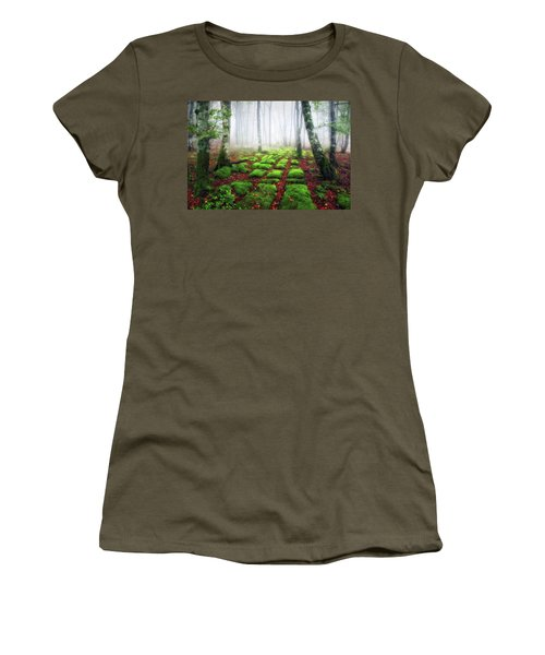 Green Brick Road Women's T-Shirt
