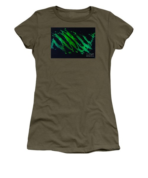 Green Escape Women's T-Shirt