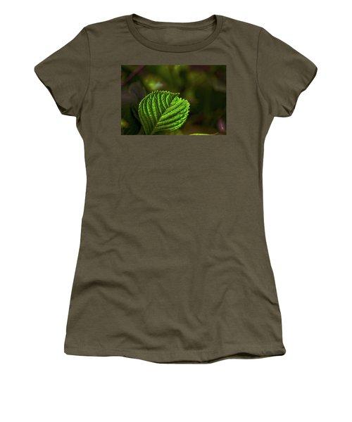 Green Leaf Women's T-Shirt