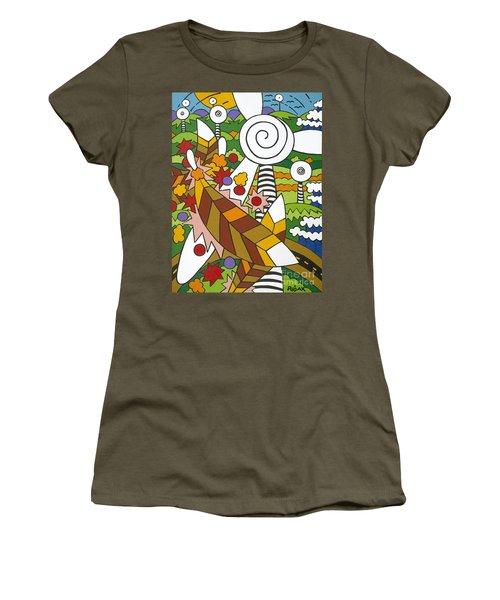 Green Power Women's T-Shirt