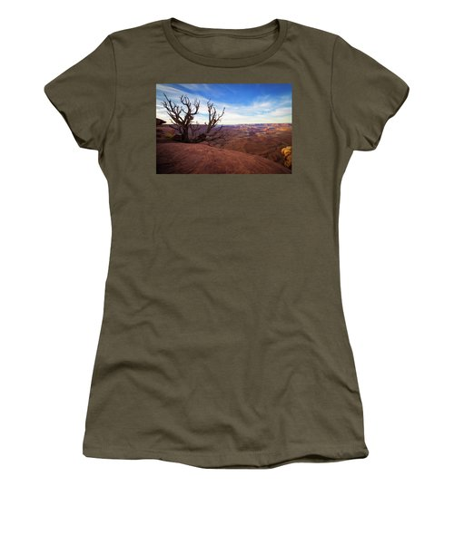 Green River Overlook Women's T-Shirt