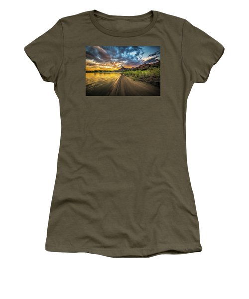 Green River, Utah 2 Women's T-Shirt
