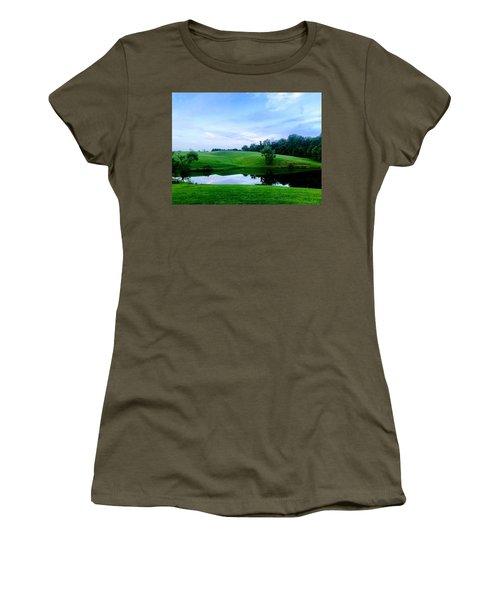 Greener Pastures Women's T-Shirt
