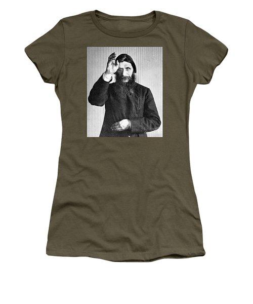 Grigori Rasputin, Russian Mystic Women's T-Shirt