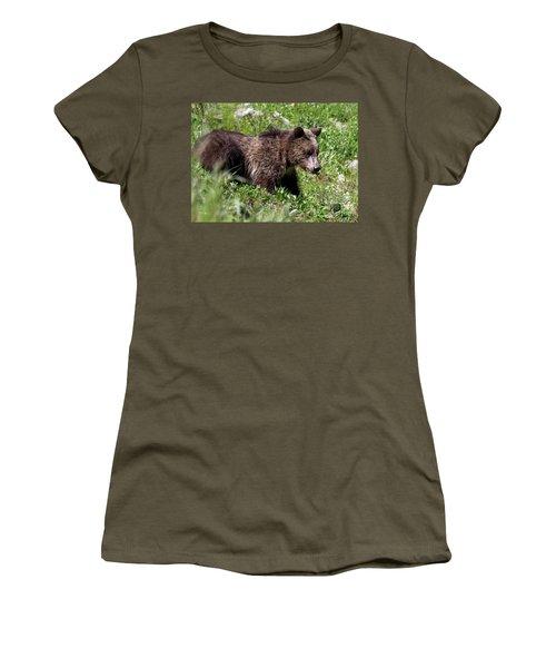 Grizzly Cub  Women's T-Shirt