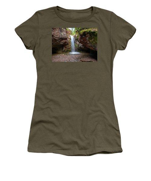 Grotto Falls Women's T-Shirt
