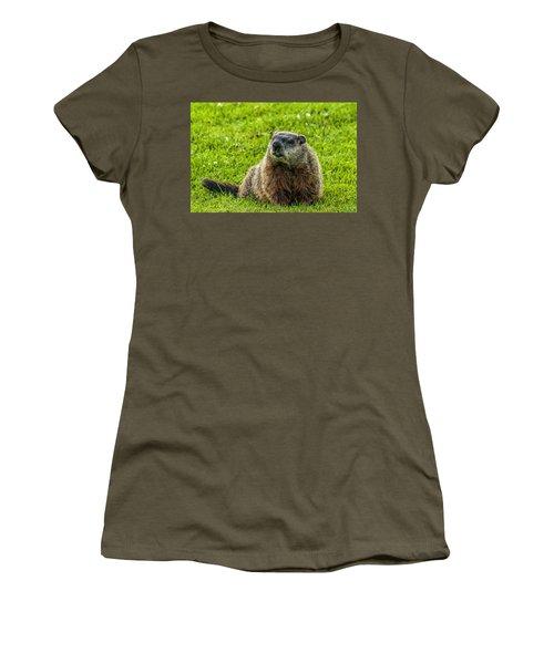 Ground Hog Women's T-Shirt