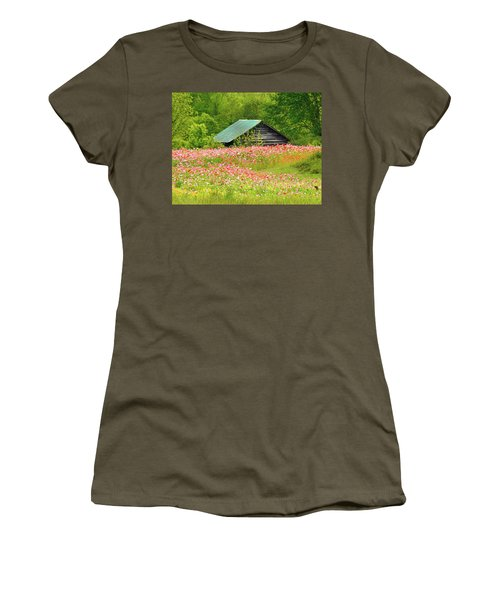 Ground Hog Daze Women's T-Shirt (Athletic Fit)