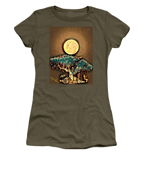 Grounding Women's T-Shirt