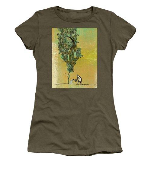 Growing Your Money Women's T-Shirt