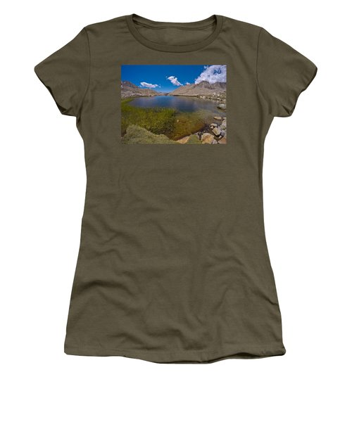 Guitar Lake Women's T-Shirt (Athletic Fit)