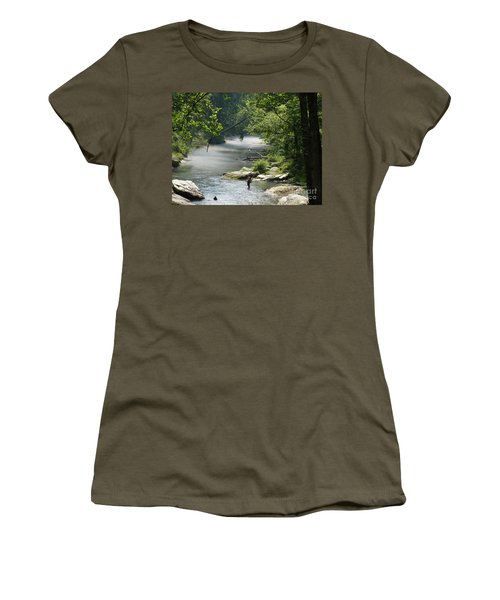 Gunpowder Falls  Women's T-Shirt