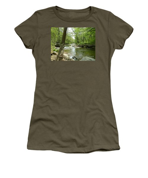 Gunpowder Falls - Ncr Trail Women's T-Shirt
