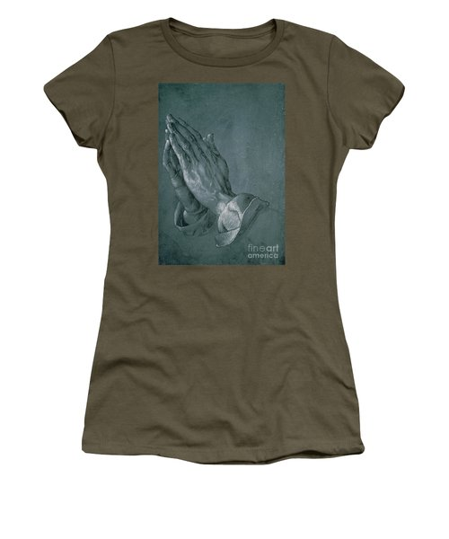 Hands Of An Apostle Women's T-Shirt