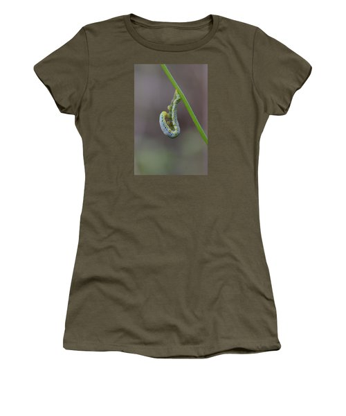 Hang, Then Reach Women's T-Shirt (Athletic Fit)