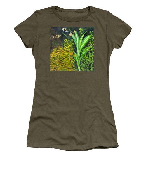 Harlequin Rasboras Women's T-Shirt