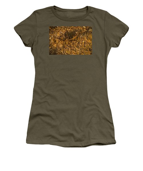 Harvest Leftovers Women's T-Shirt (Athletic Fit)