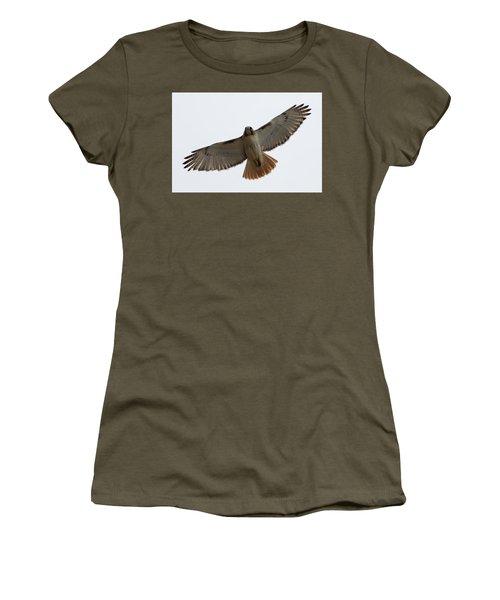 Hawk Overhead Women's T-Shirt