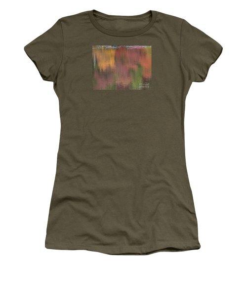 Hawkins Autumn Abstract II 2015 Women's T-Shirt