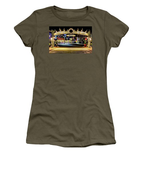 Hdr Of Point Ruston Come Again Soon Archway Women's T-Shirt