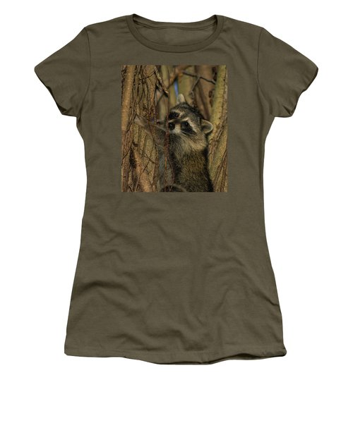 He Found My Nook Women's T-Shirt (Athletic Fit)