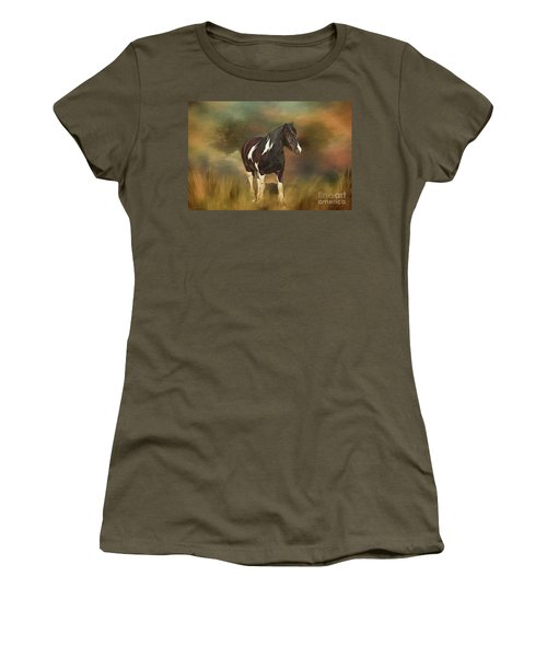 Heading For Home Women's T-Shirt (Athletic Fit)