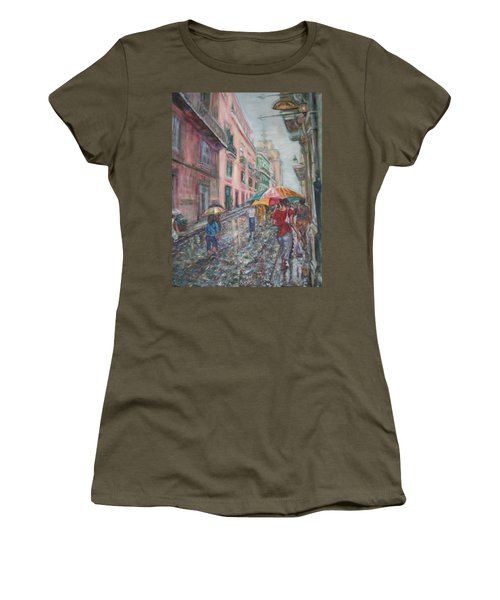 Heading Home In Havava Women's T-Shirt
