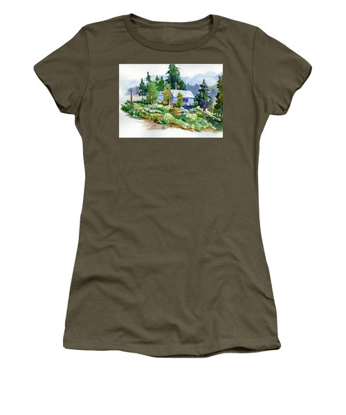 Hearse House Garden Women's T-Shirt