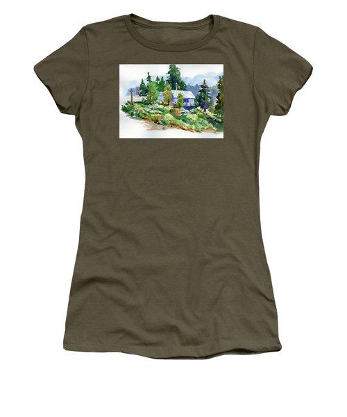 Hearse House Garden Women's T-Shirt