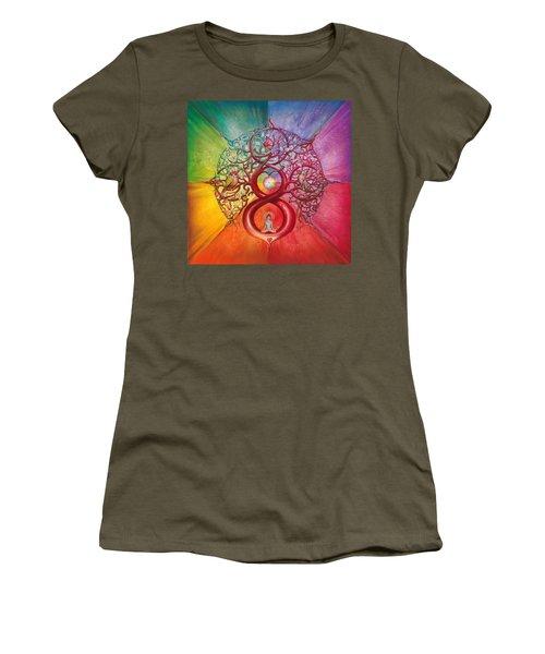 Heart Of Infinity Women's T-Shirt