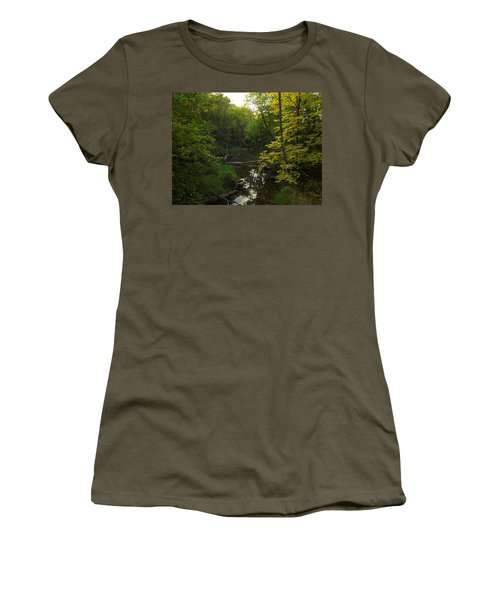 Heart Of The Woods Women's T-Shirt
