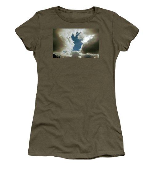 Majestic Clouds  Women's T-Shirt