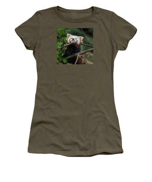 Heavenwards Women's T-Shirt (Junior Cut) by Greg Nyquist
