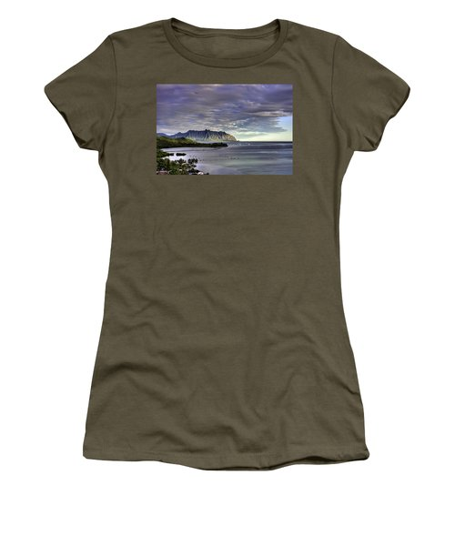 He'eia And Kualoa 2nd Crop Women's T-Shirt