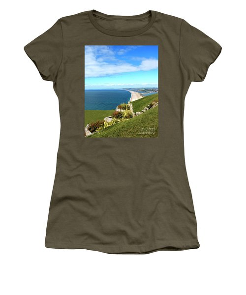Heights Of Fortune Women's T-Shirt (Junior Cut) by Baggieoldboy