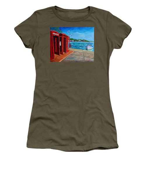 Hello, It's Me, I'm On The Carenage Women's T-Shirt