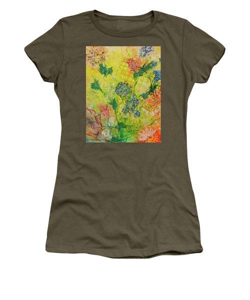 Hello Yellow Women's T-Shirt