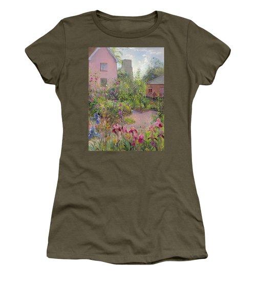 Herb Garden At Noon Women's T-Shirt