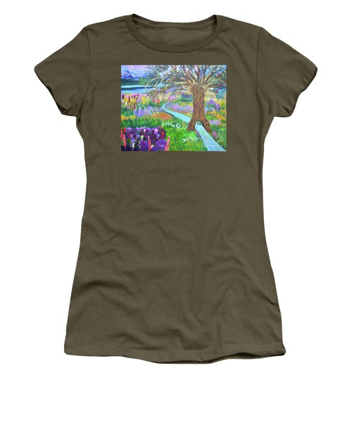 Hesed His Steadfast Love Women's T-Shirt