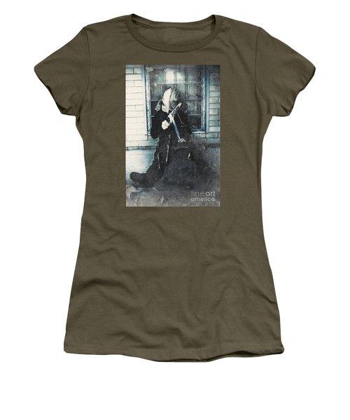 Hessian Bag Horrors Women's T-Shirt