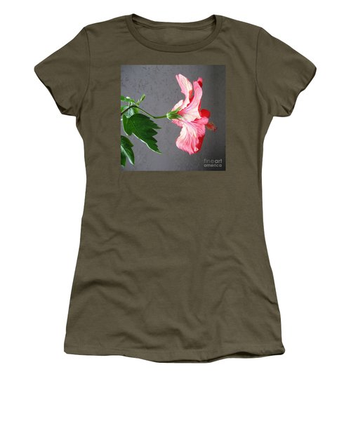 Hibiscus #4 Women's T-Shirt