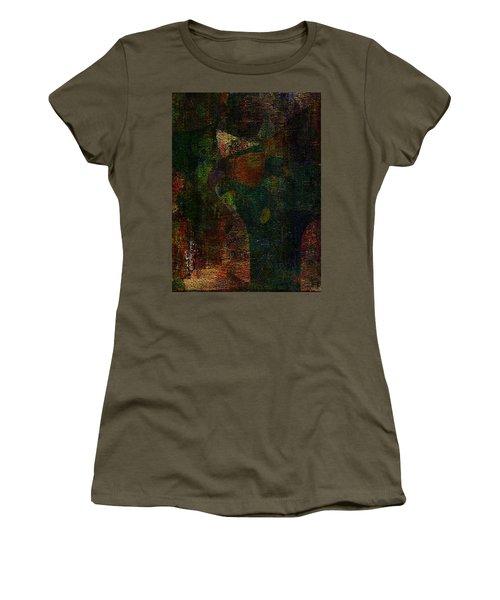 Hidden Women's T-Shirt (Junior Cut) by The Art Of JudiLynn